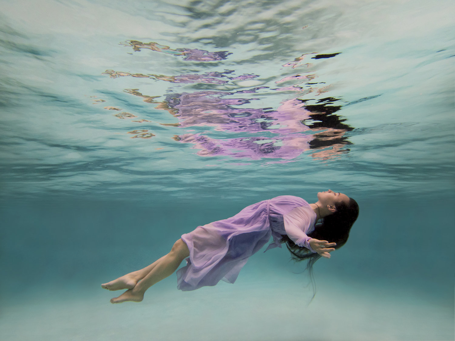 underwater portrait photographer denver colorado