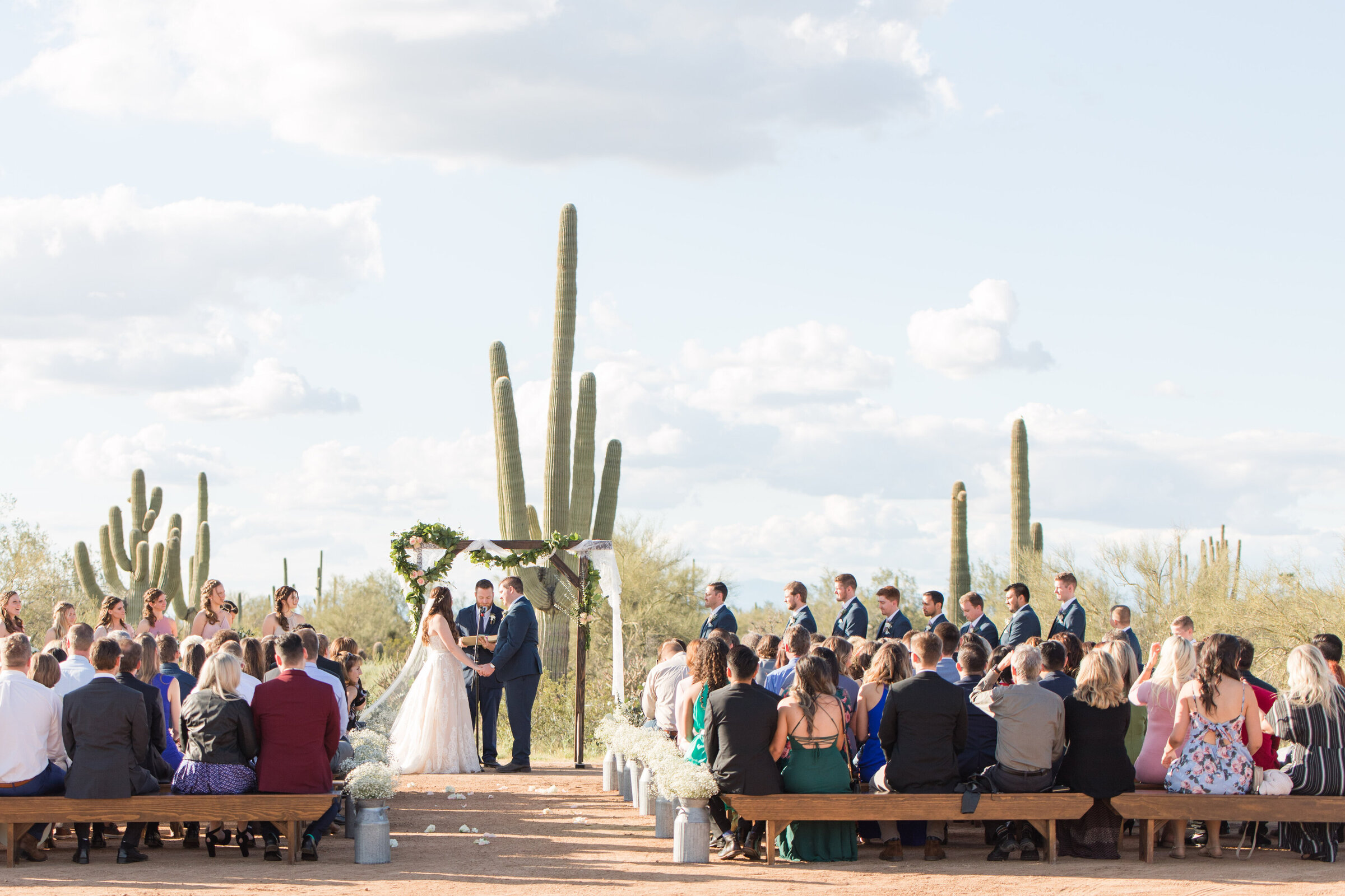 A photo of one of the best wedding locations in Arizona