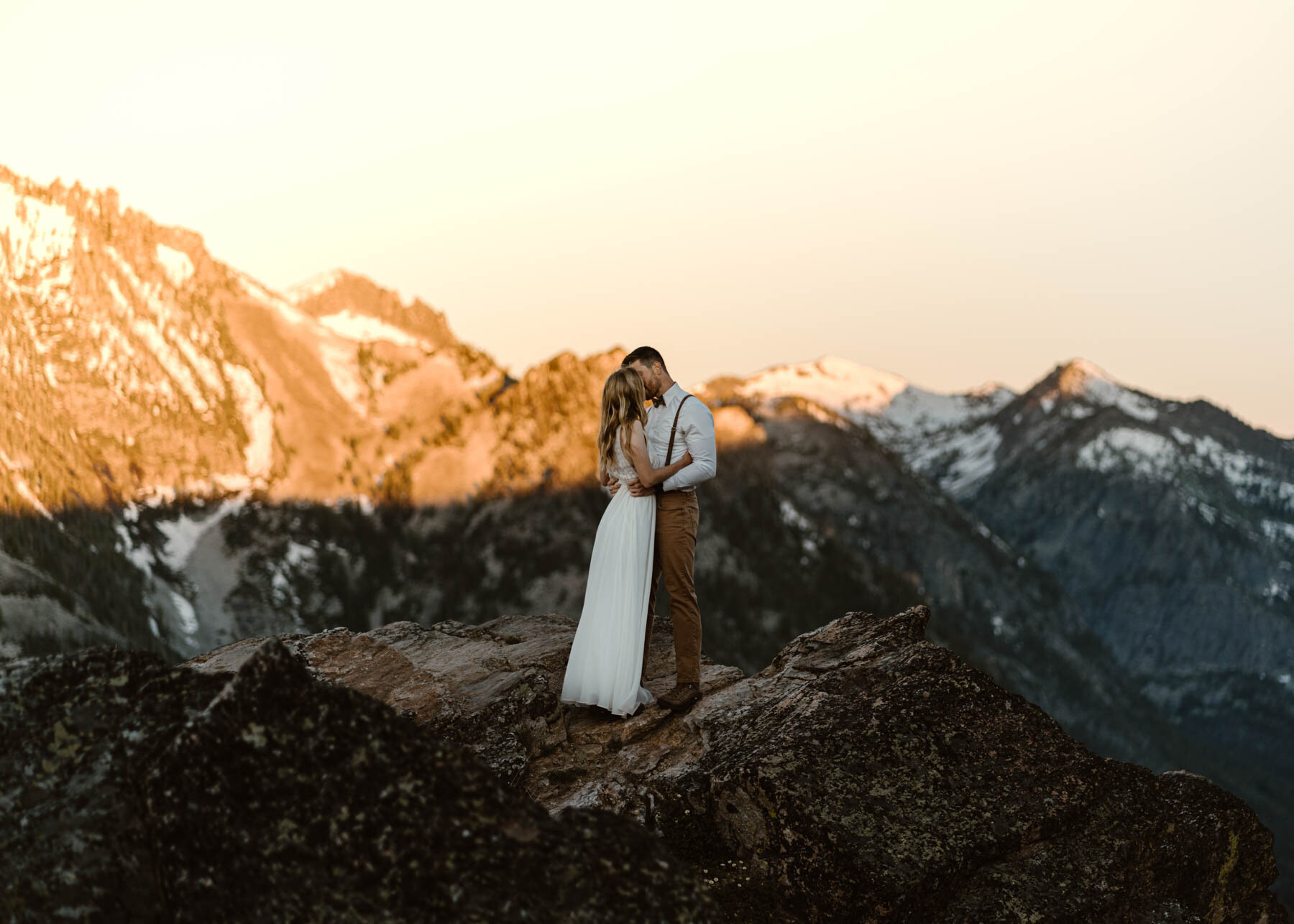 Hiking Elopement