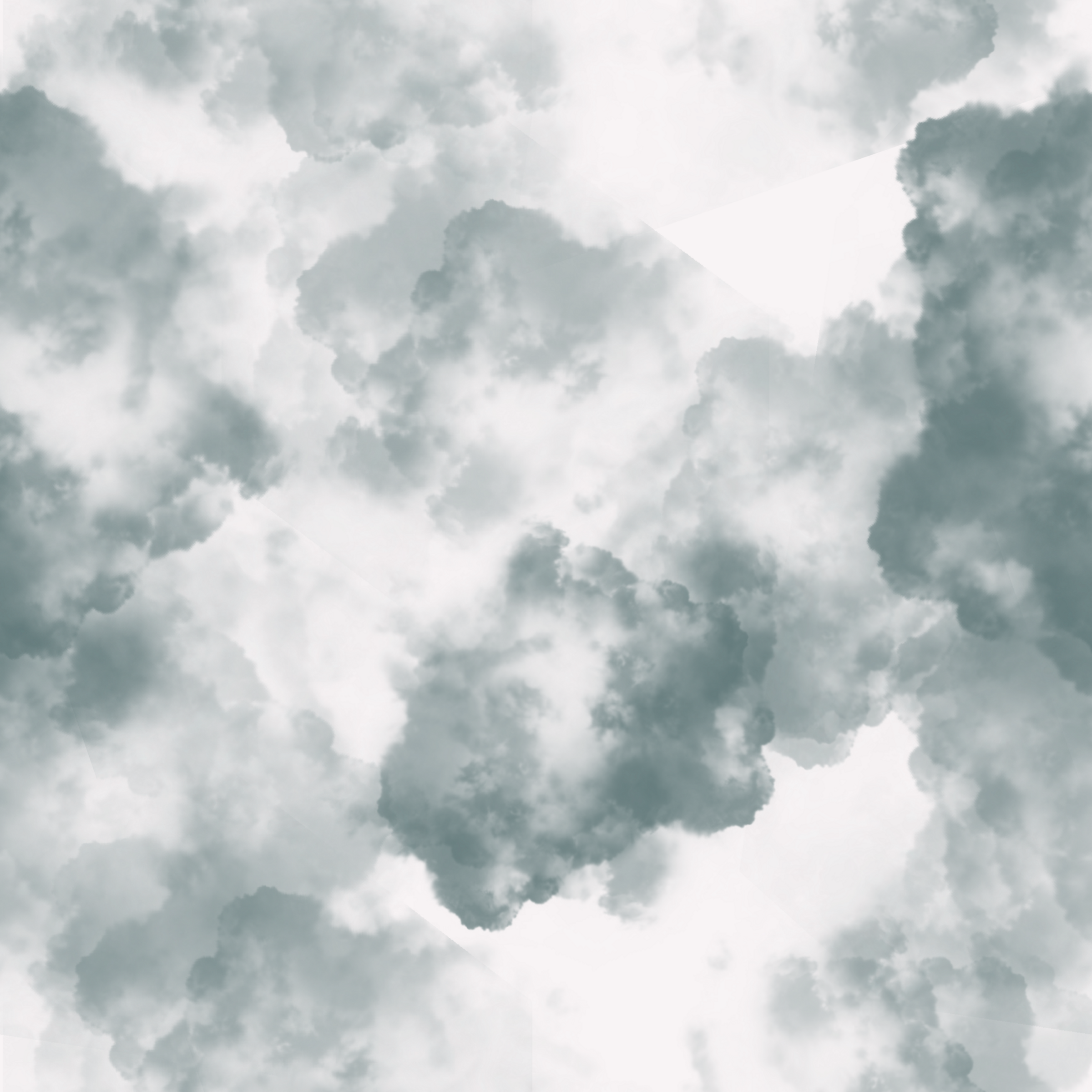 SBFPatterns_TealClouds