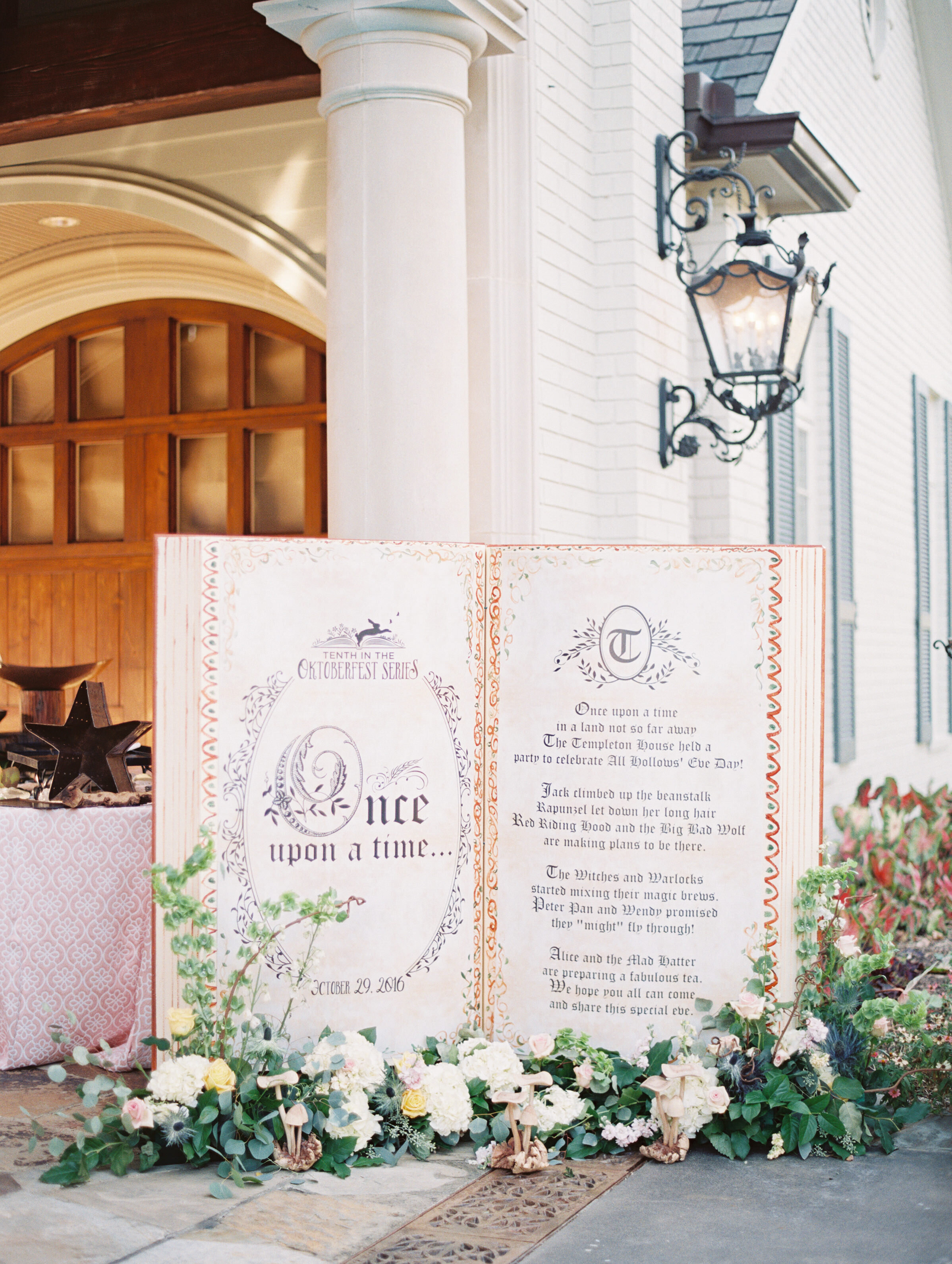 storybook themed party texas event planner pop parties allen tsai photo 1