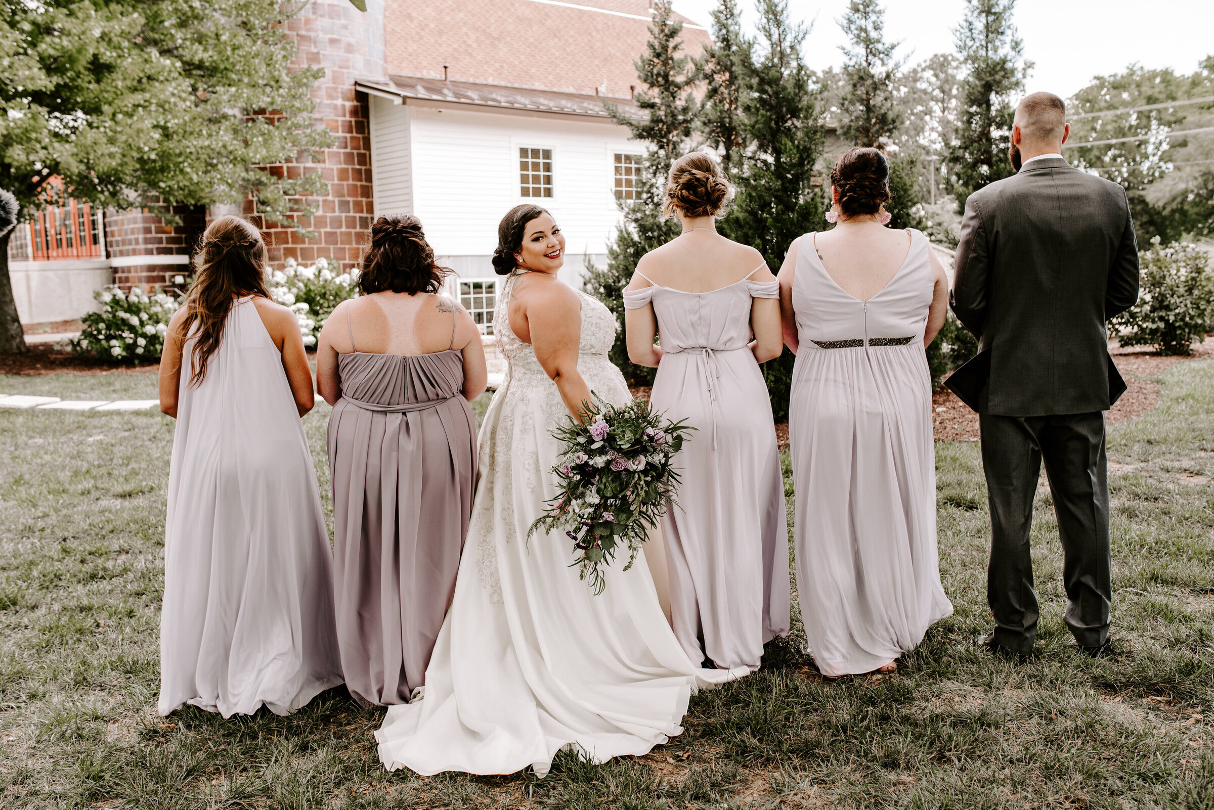 Topeka Kansas + wedding photographer + the brownstone-16