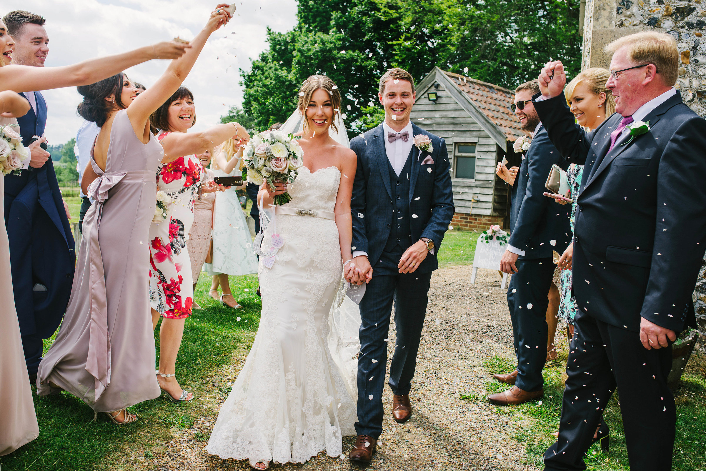 polstead church wedding