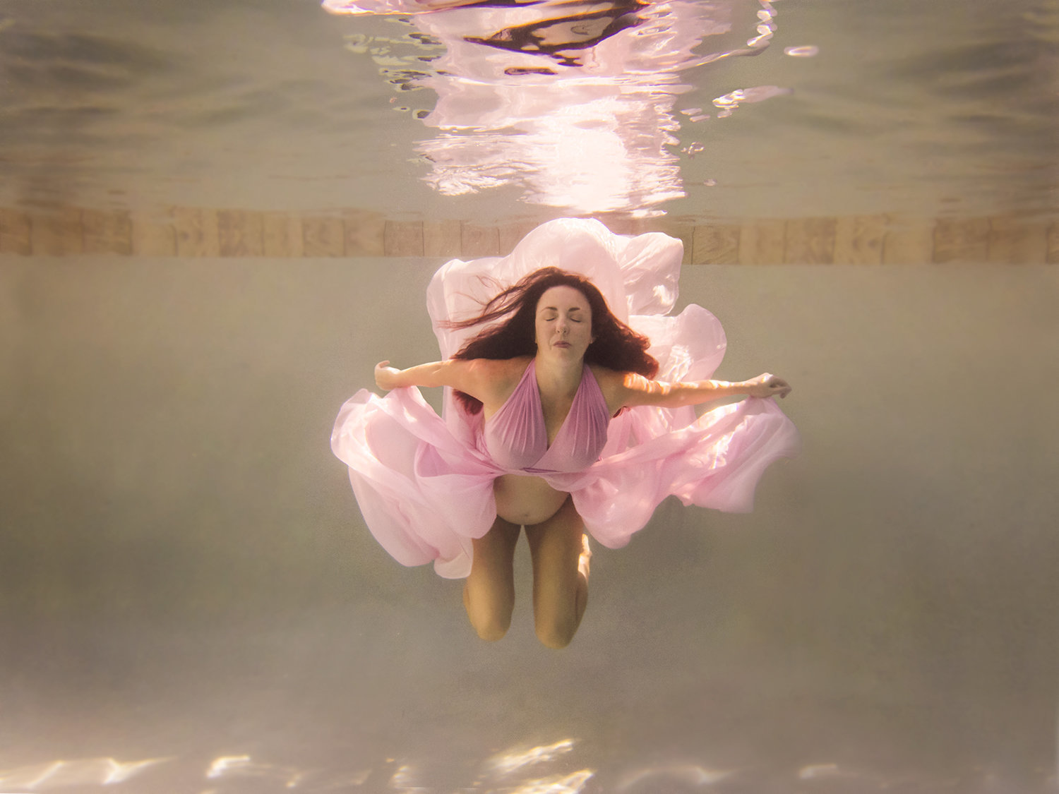 denver underwater portrait photographer