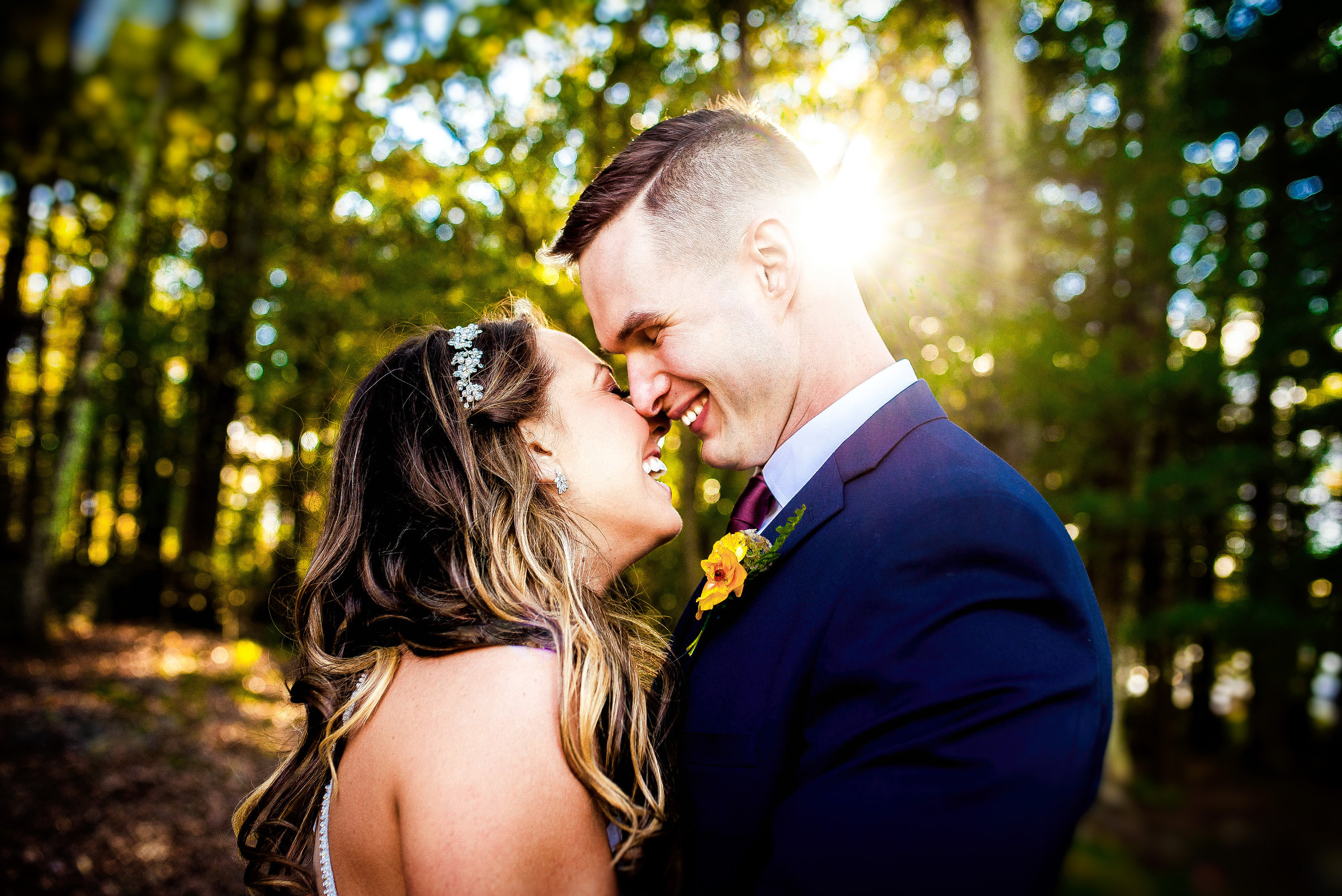 Lake Wallenpaupack Wedding header