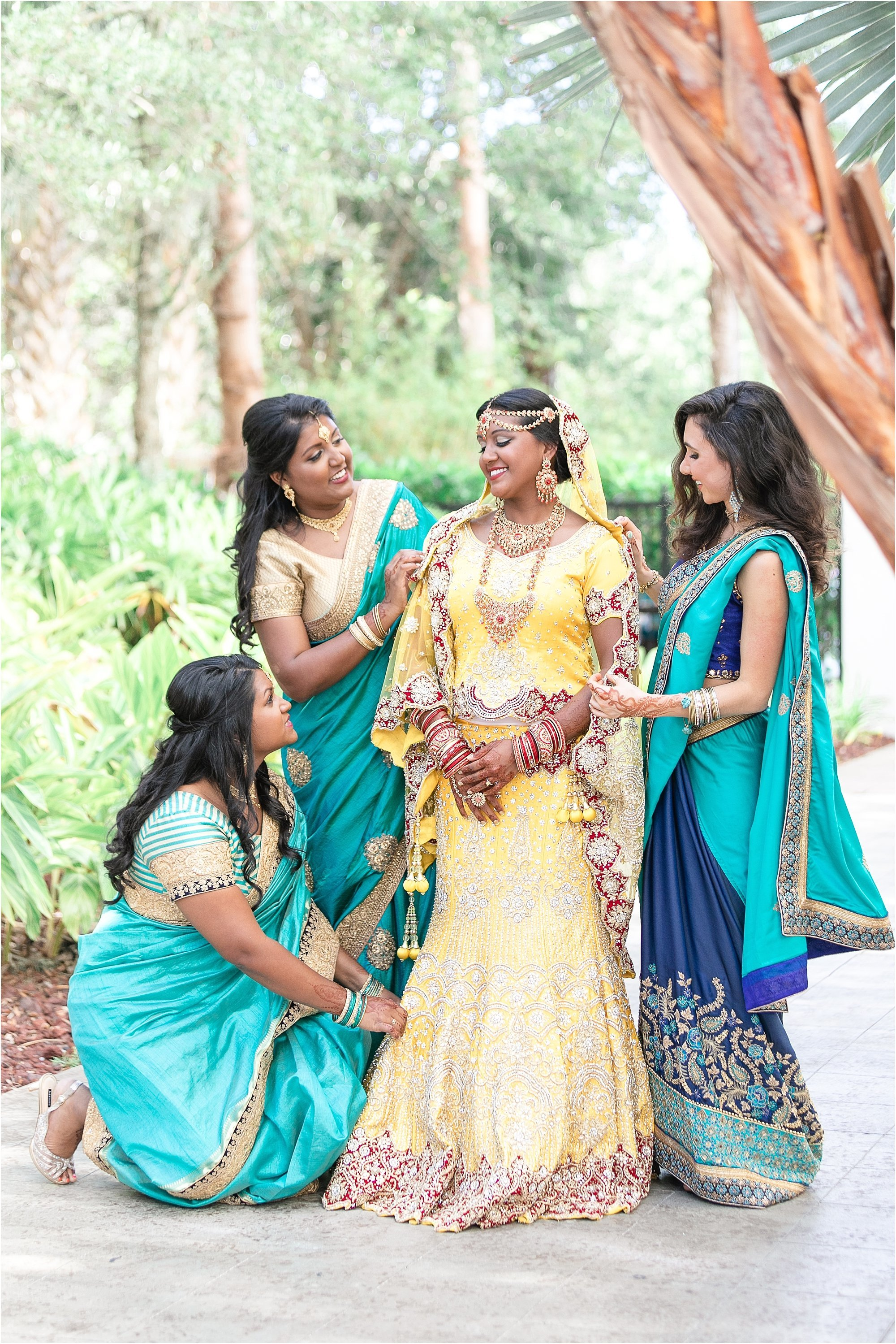 orlando wedding photography hindu wedding
