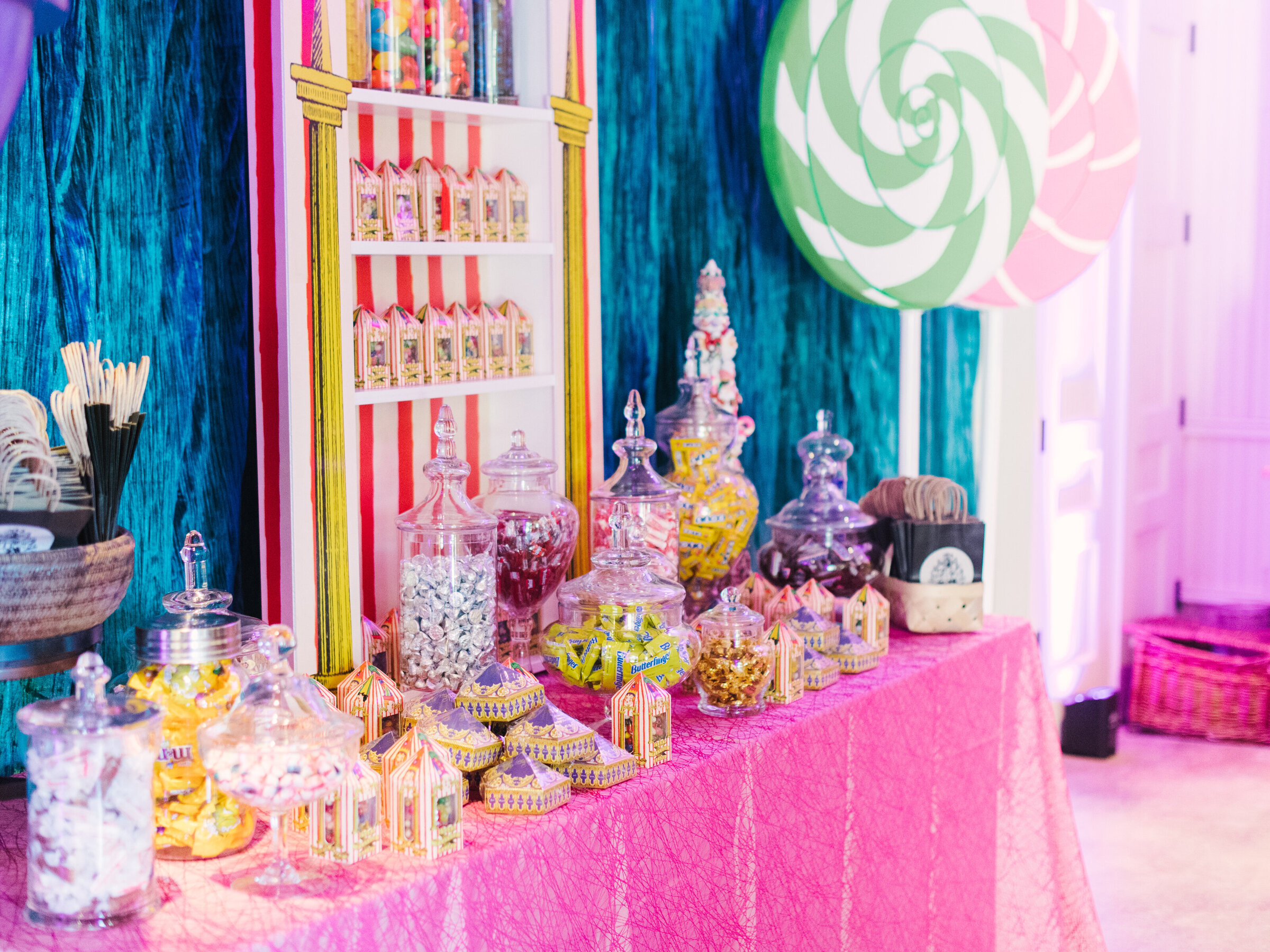 harry potter party dallas event planner pop parties