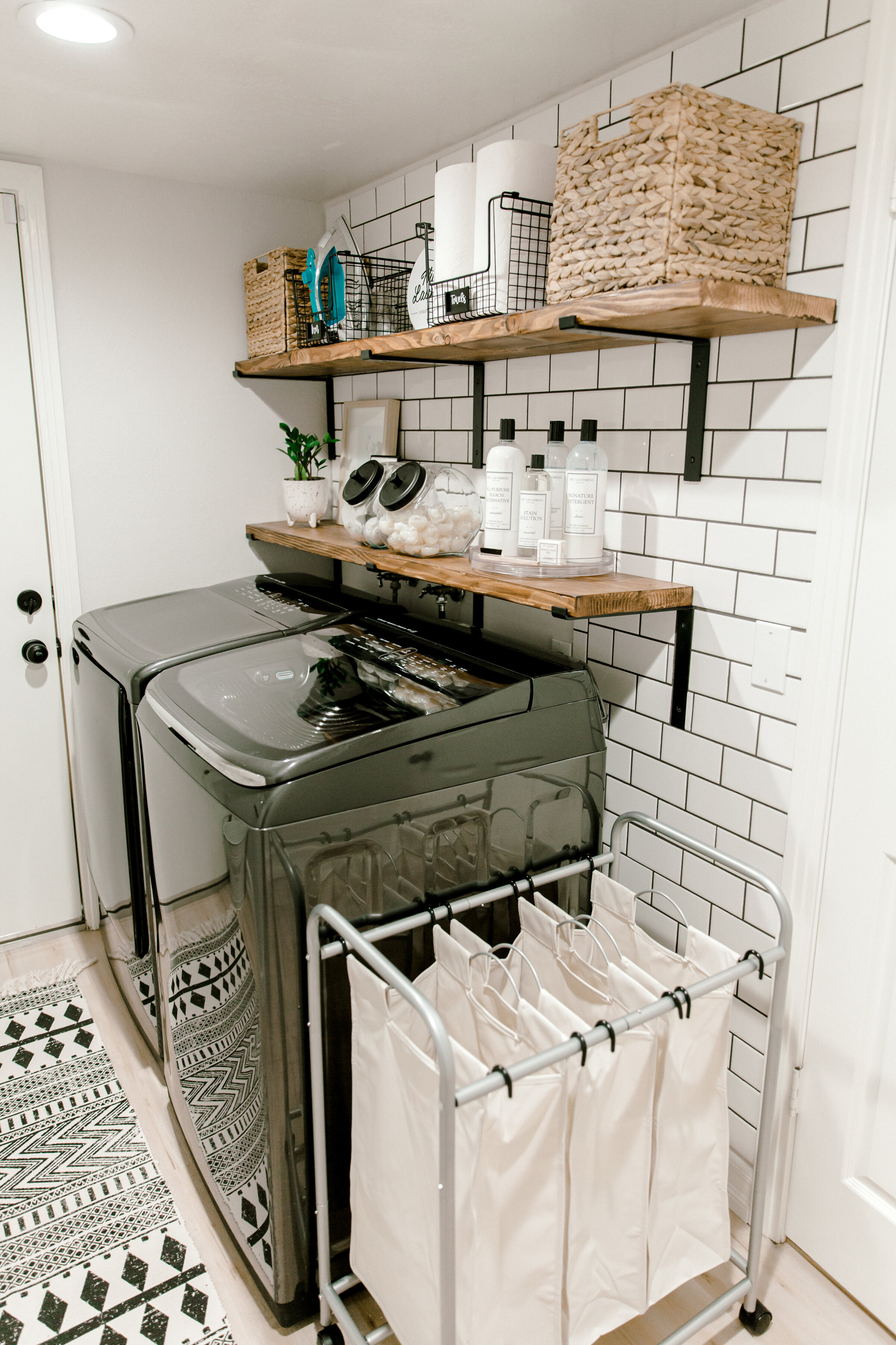 simply organized | CJ Laundry Room + Dresser (46 of 89)