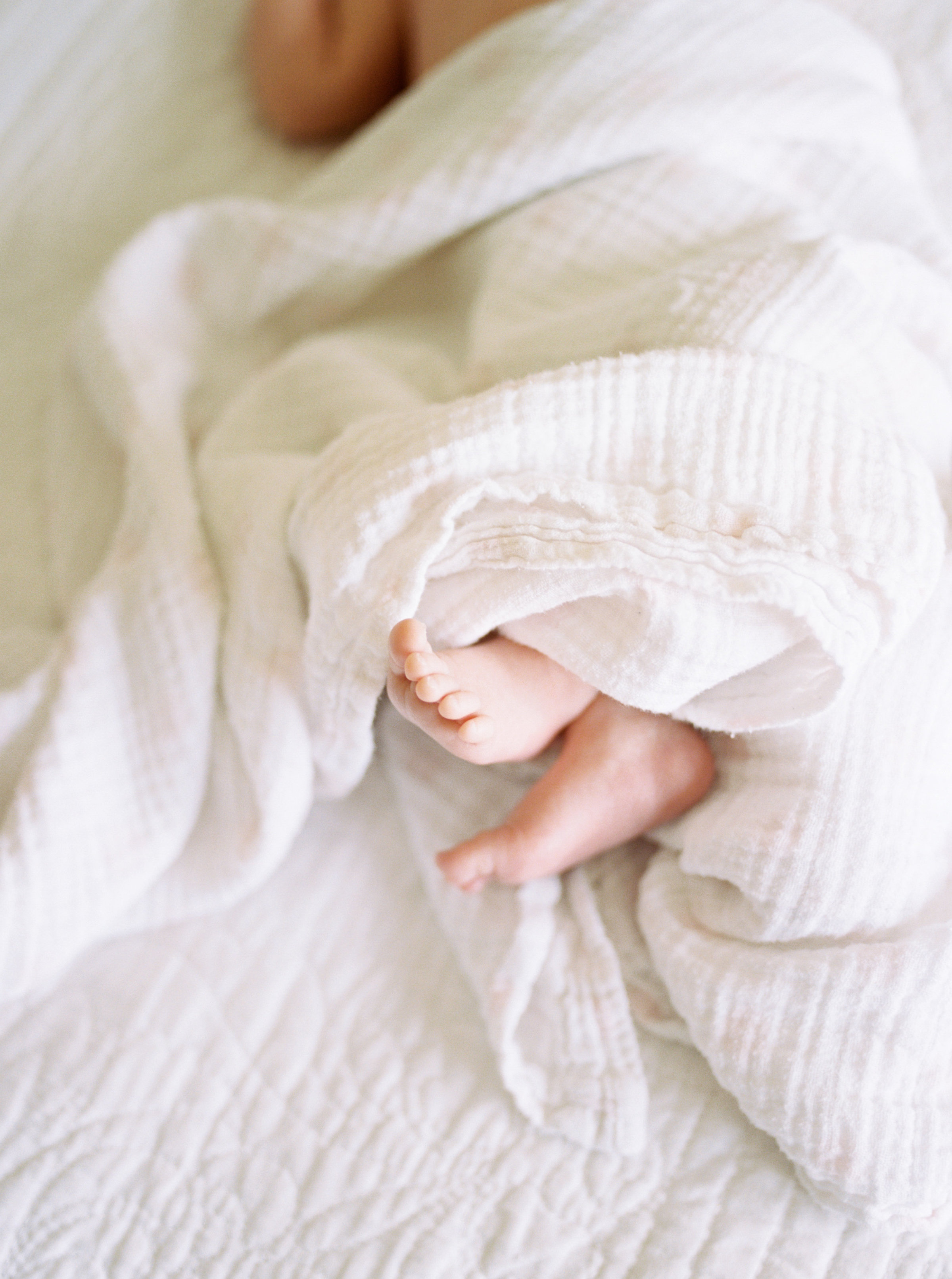 Film Newborn Lifestyle Photographer