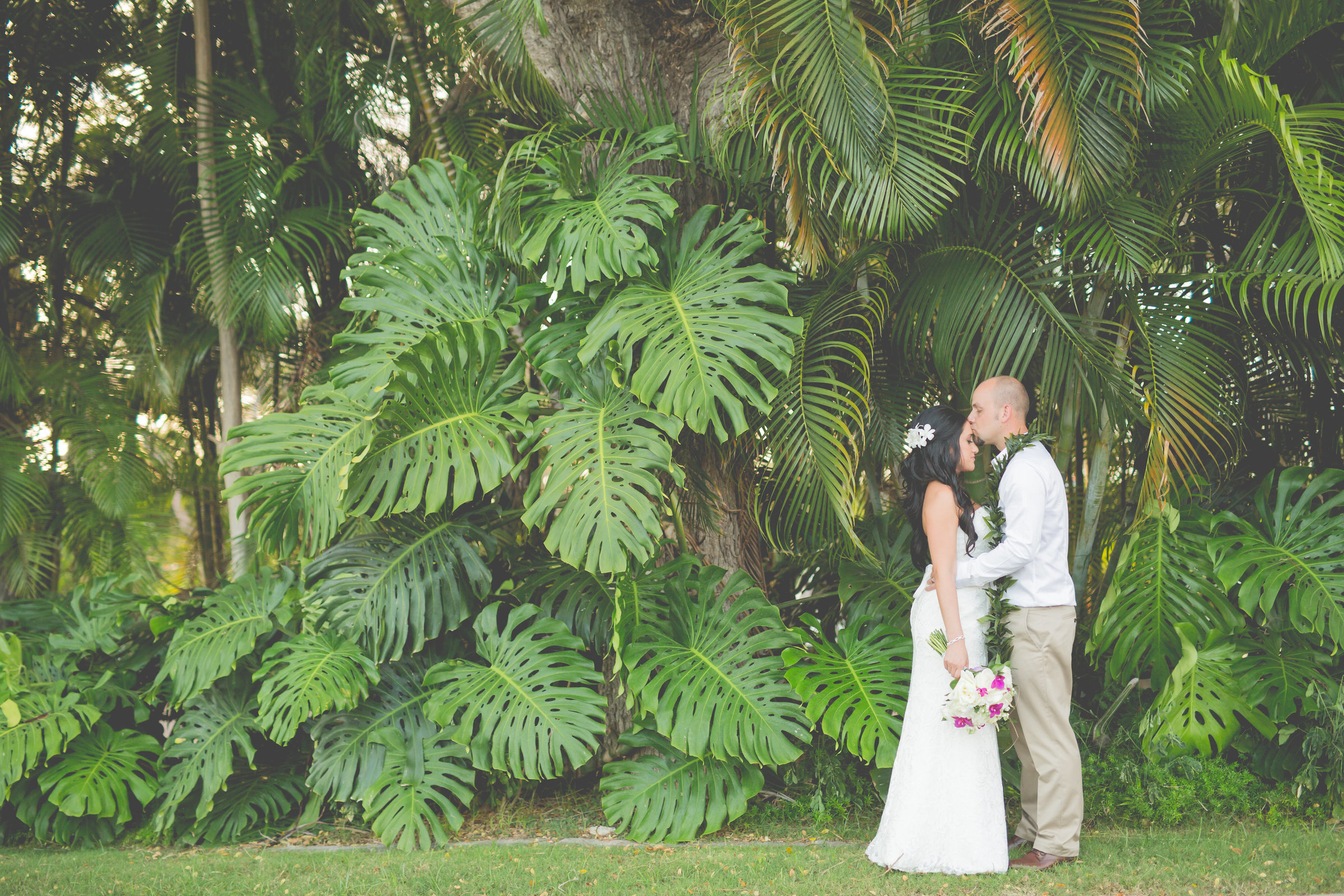 Oahu Wedding Photography by our team of Oahu wedding Photographers