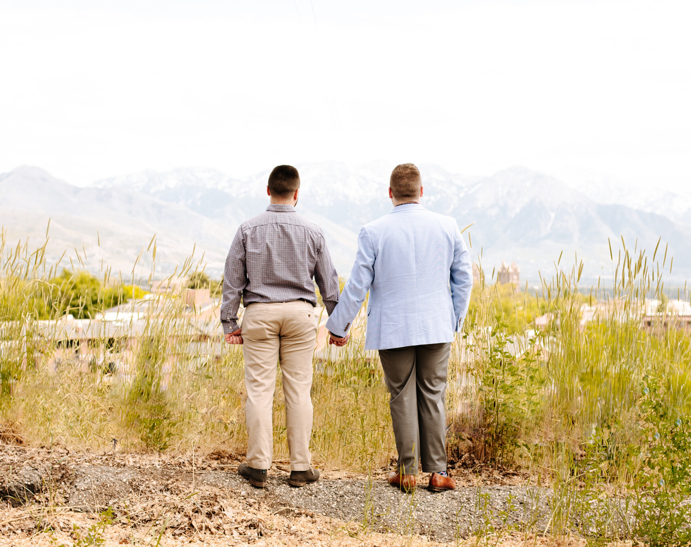 Utah State Capitol LGBTQ Elopement - Photo by Marina Rey Photography LLC-8003