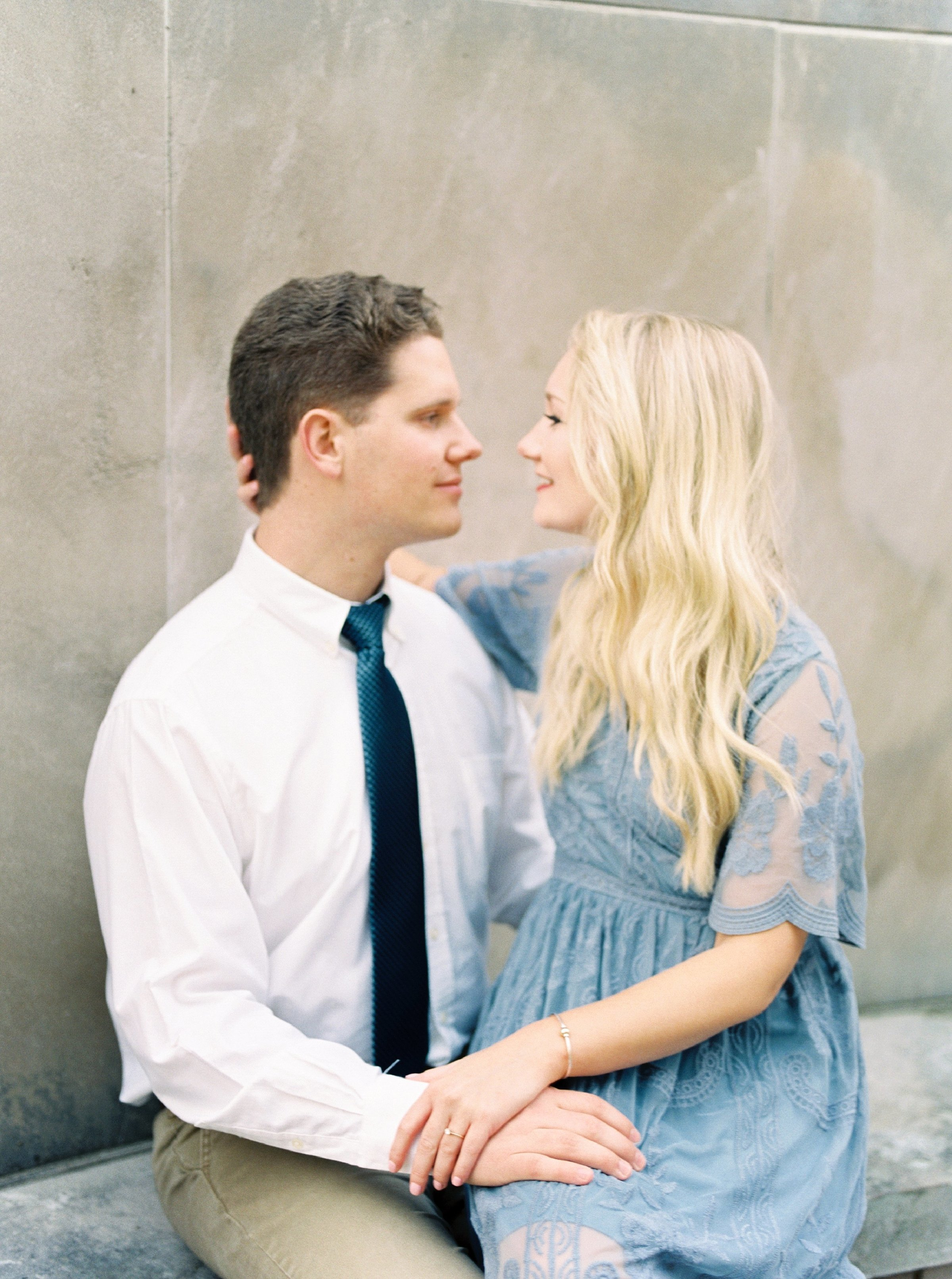 Lynchburg VA Engagement Photographer