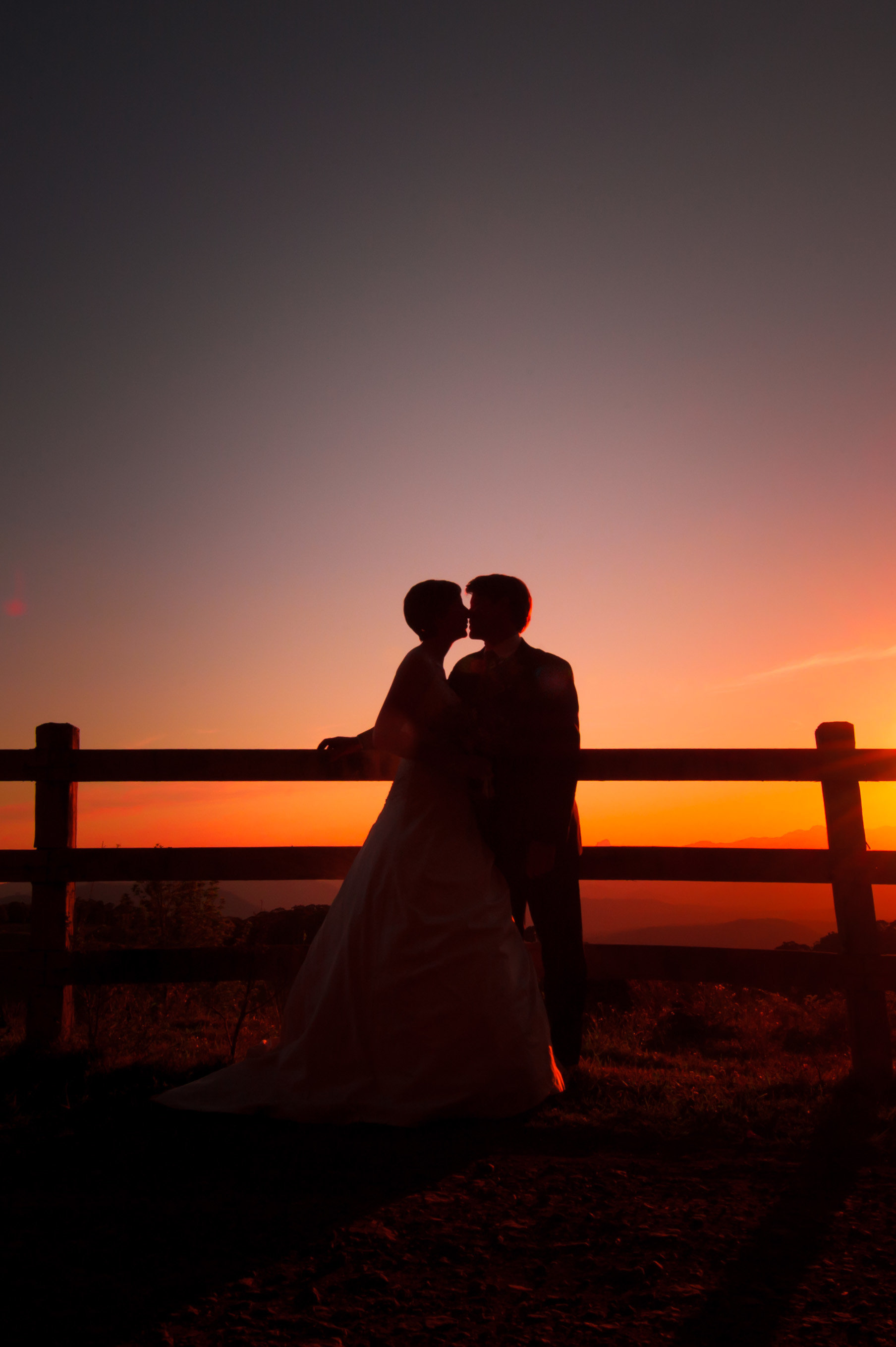 Sunset Oreillys Wedding Photographer Anna Osetroff