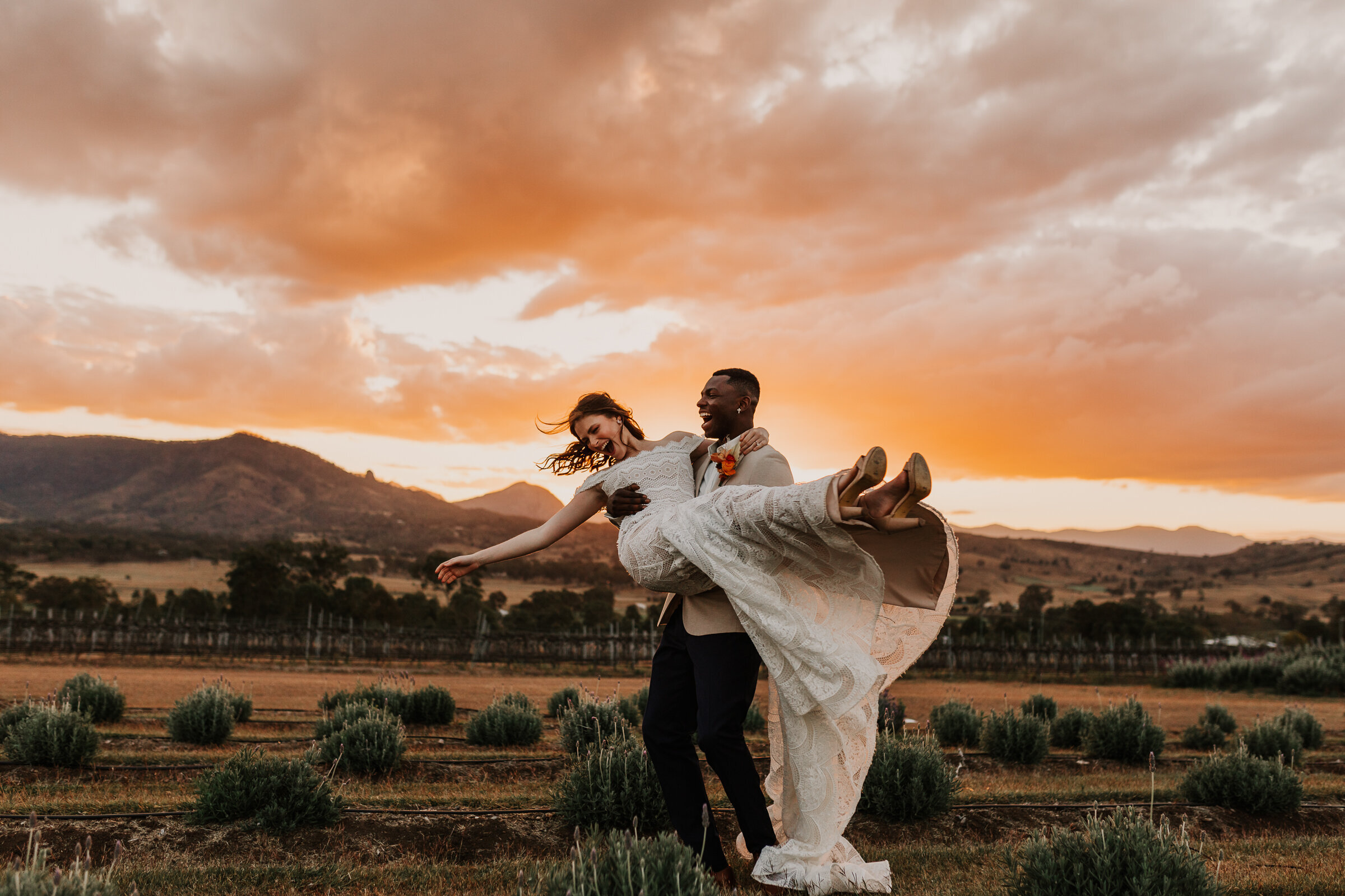 Fun Wedding Photographer Brisbane