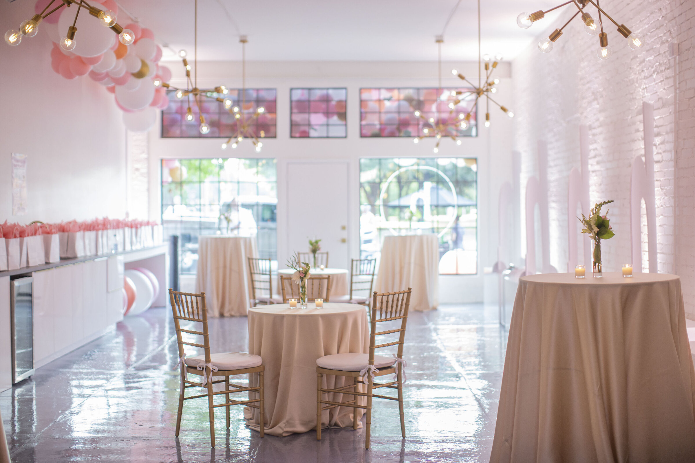 the h is for blog launch pop parties corporate event planner