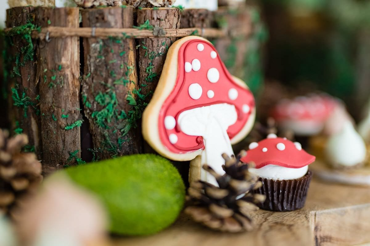 Woodland Forest Inspired Kids Birthday Party_0022