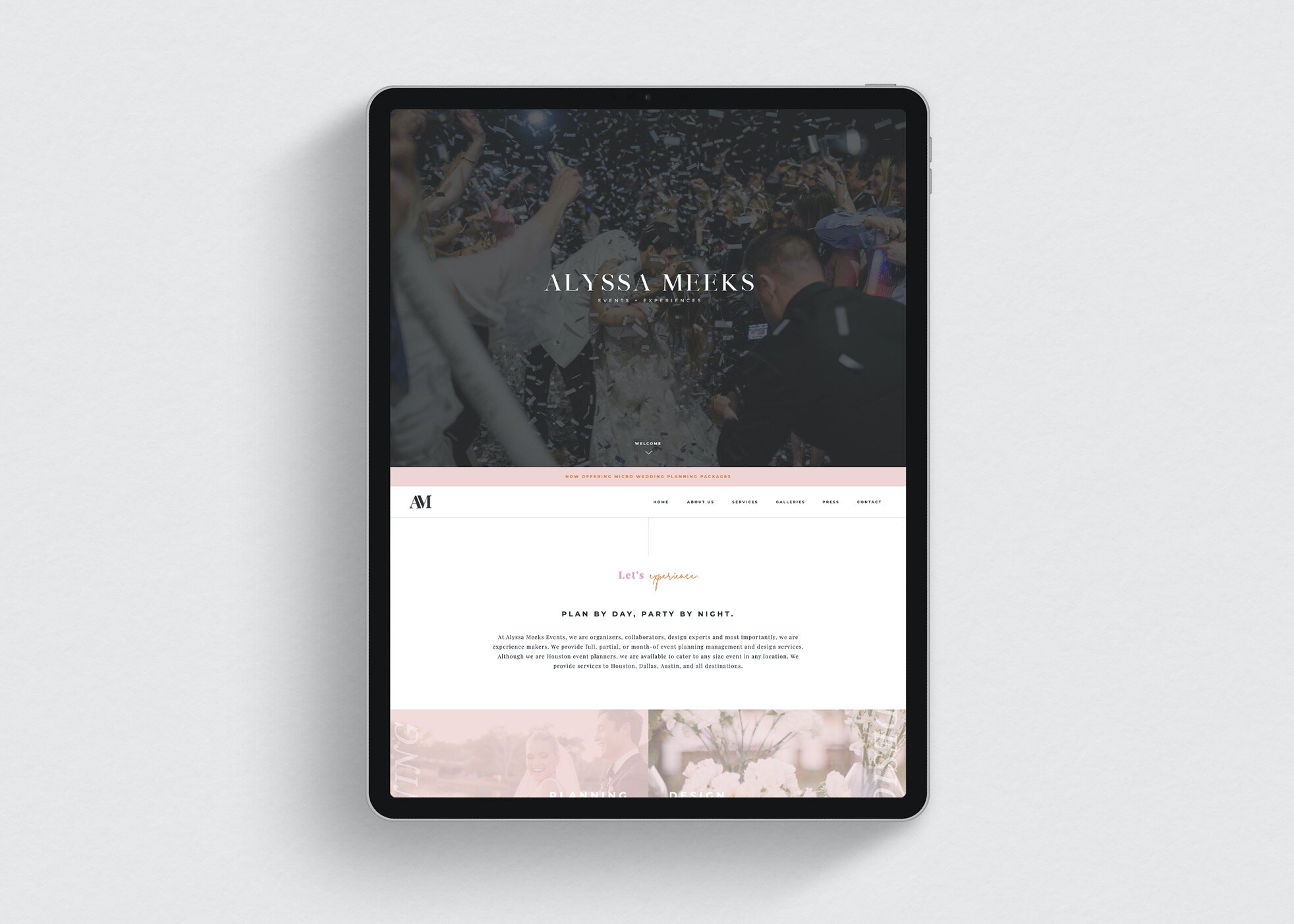 Alyssa-Meeks-Website-Design