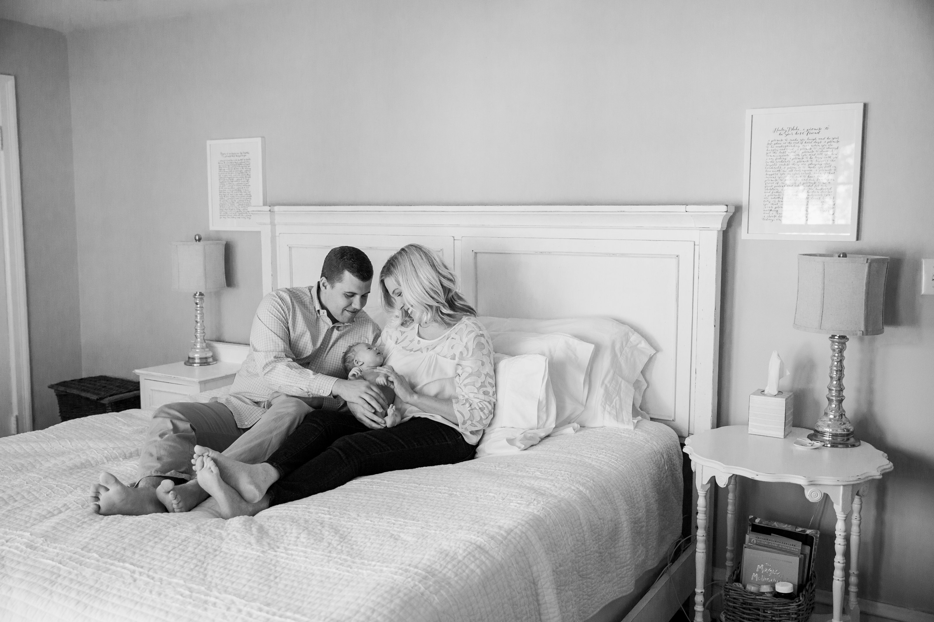St. Louis Newborn and Maternity Photographer