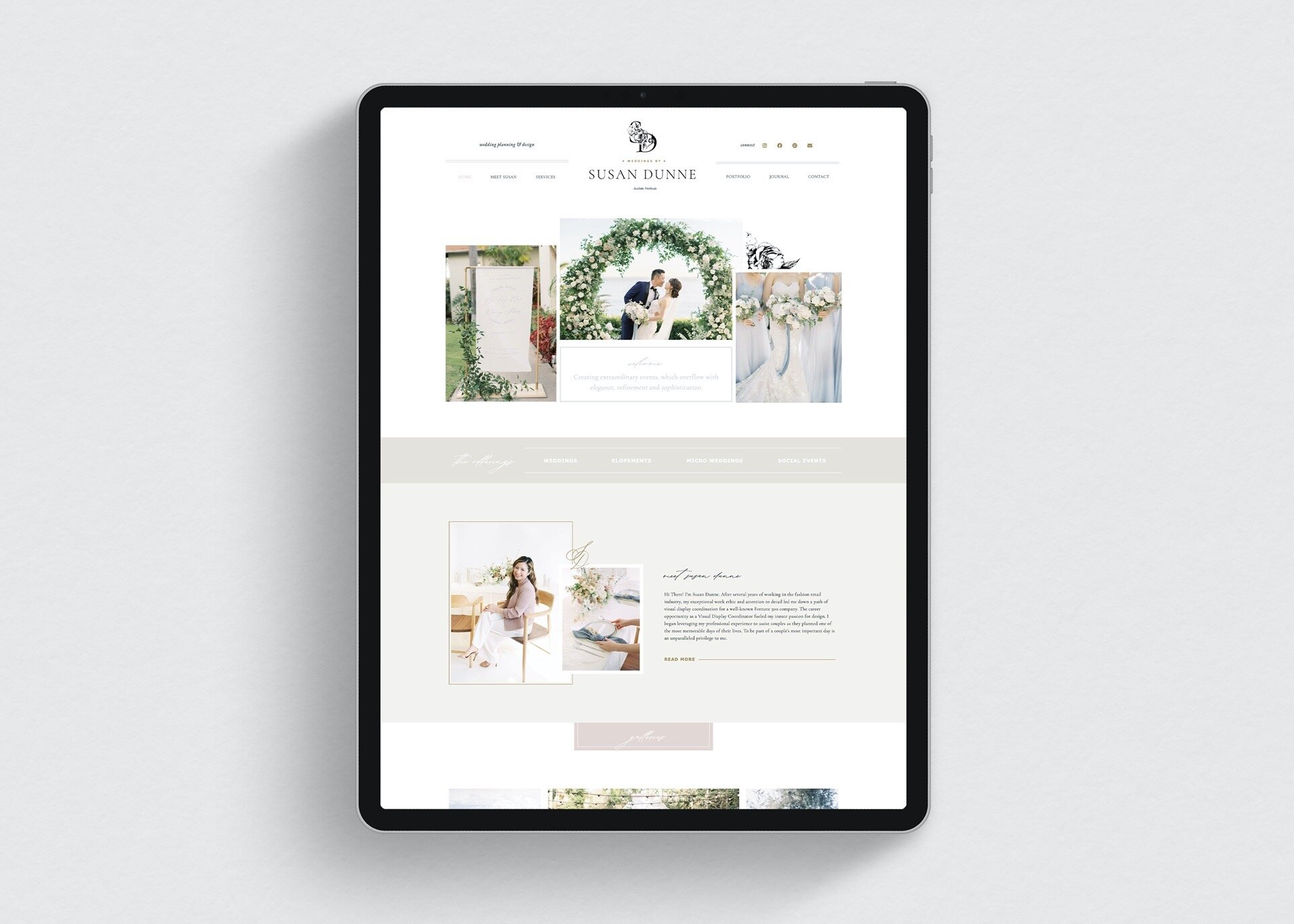 Weddings-by-Susan-Dunne-Website-Design