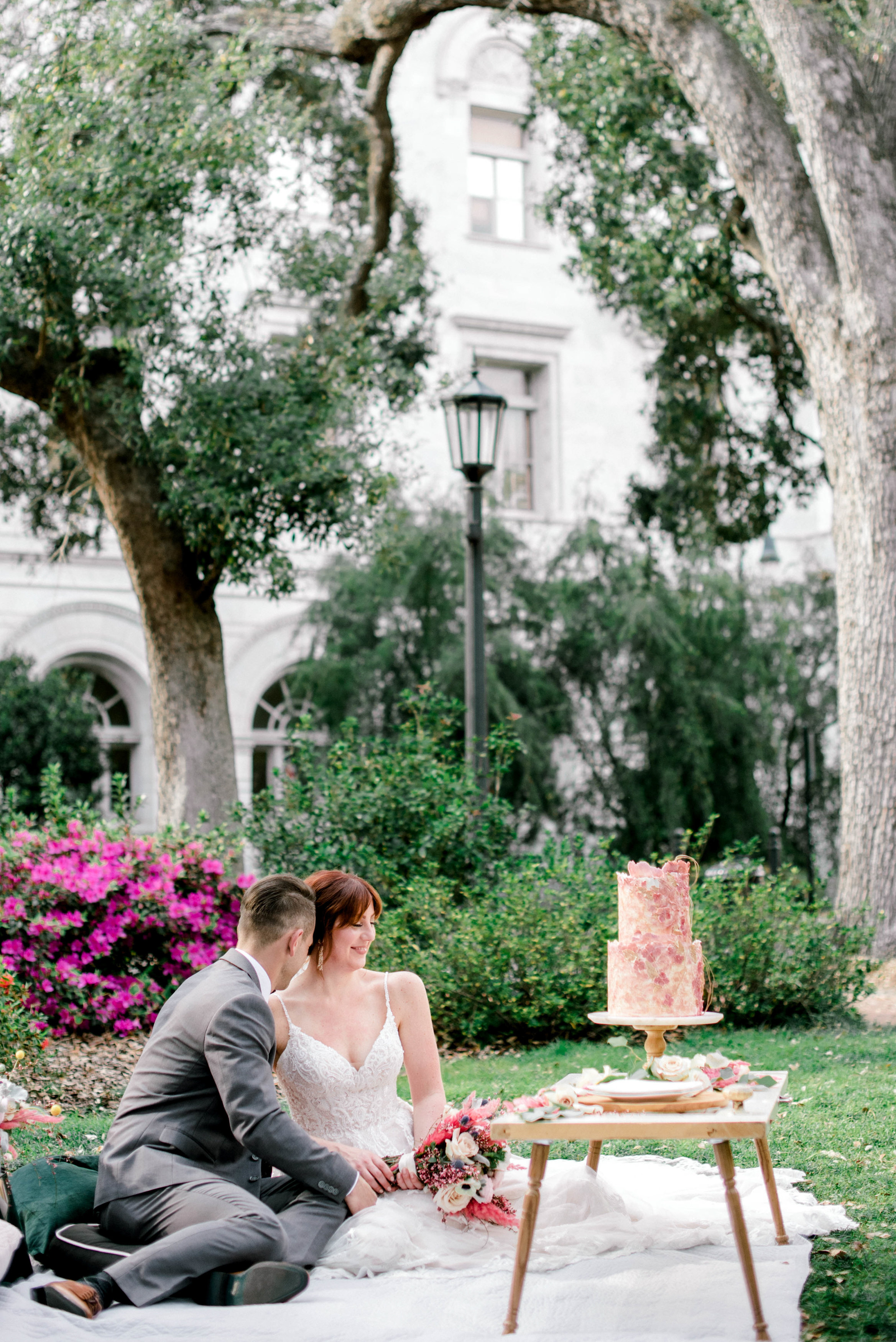 Savannah Picnic Elopement Weddings