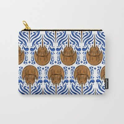 horseshoe-crab-pattern2724850-carry-all-pouches