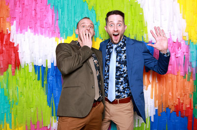 Ivy Hall Wedding Photo Booth