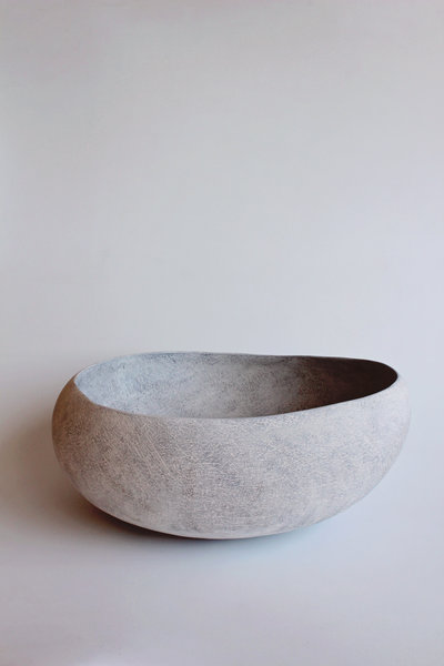 Yasha-Butler-Ceramic-Sculpture-Bowl-White-Lithic_1432-3500px