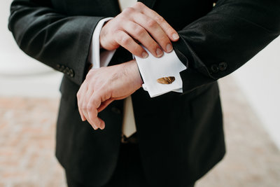 men's wedding accessories