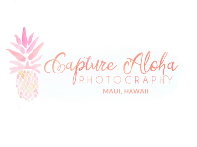 Capture Aloha Photography LOGO