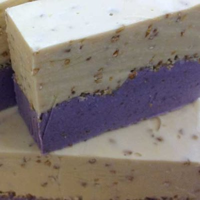 lavender-oatmeal-soap recipe
