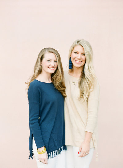 Samantha Anderson Events Team - Samantha Anderson and Sarah Rickman