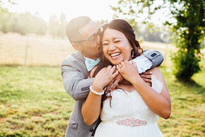 Woodland Meadow Farms is a wedding venue in the Seattle area, Washington area photographed by Seattle Wedding Photographer, Rebecca Anne Photography.