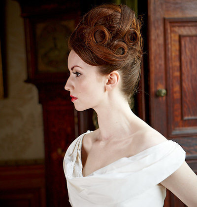 long hair style ideas for weddings