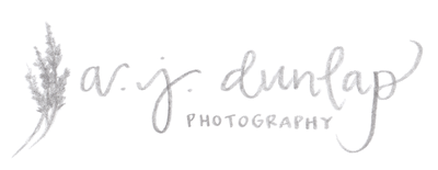 A.J. Dunlap Photography Logo photo