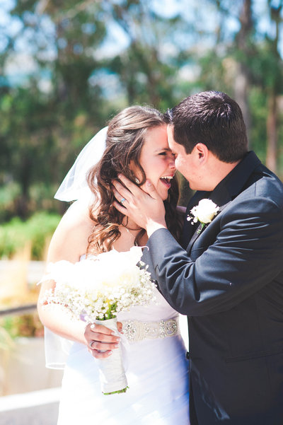 Crosspoint Church wedding photos in Laguna Hills, CA by Orange County wedding photographer