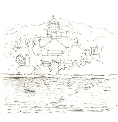 sketch-beijing-summerpalace