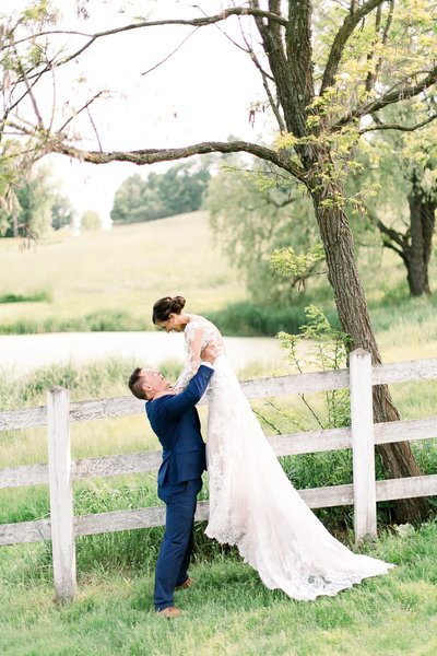 Rochester NY Wedding by Emi Rose Studio