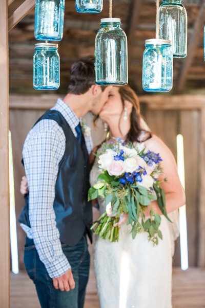 Marena Claire Photography Virginia Wedding Photographer Ourdoor Barn Wedding Reception Farm Wedding _0022