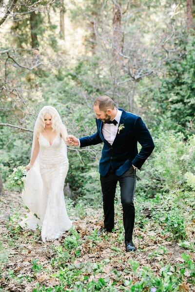 Pine Rose Cabins pop up wedding micro wedding elopement photos lake arrowhead_4394