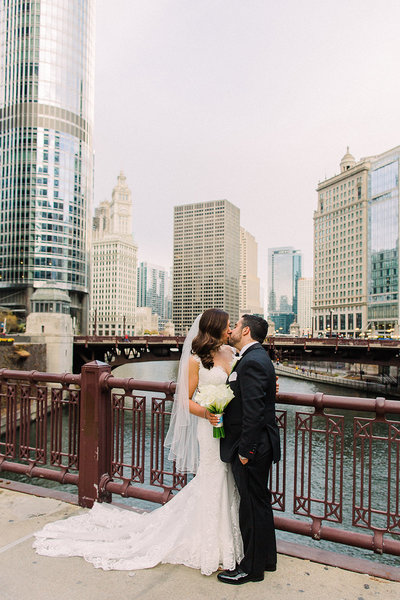 Chicago Wedding Photo