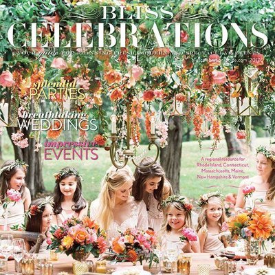 Jubilee Events featured in Bliss Celebrations Magazine