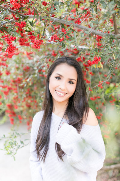 Lake mary high school senior