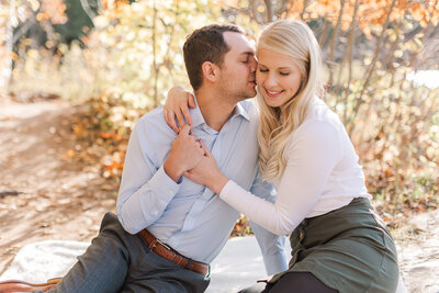 Lauren Baker Photography Minneapolis St Paul Twin Cities Wedding Senior Photographer engagement Jay Cooke State Park