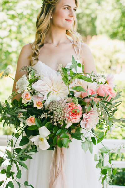 Tropical modern wedding, Tropical-Mod Wedding in Long Beach
