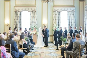 ceremony at The Westin Poinsett in downtown Greenville