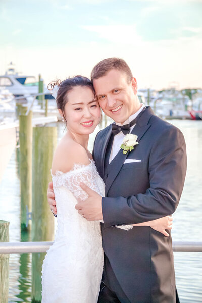Lydia and John - Wilmington NC Wedding - Bella Lumiere Photographers