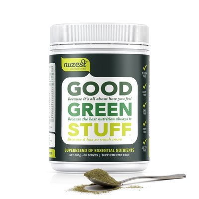 GOOD GREEN STUFF (CLOSE)