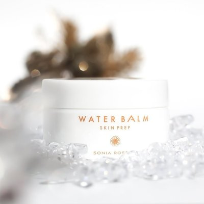 Sonia Roselli Beauty Water Balm skin prep for makeup artists