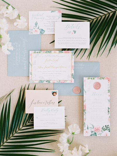pirouettepaper.com | Wedding Stationery, Signage and Invitations | Pirouette Paper Company | Wedding Invitations | Jordan Galindo Photography _ (16)