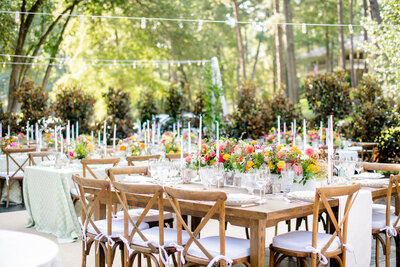 Shreveport Louisiana Garden Wedding Jackson Southard Events